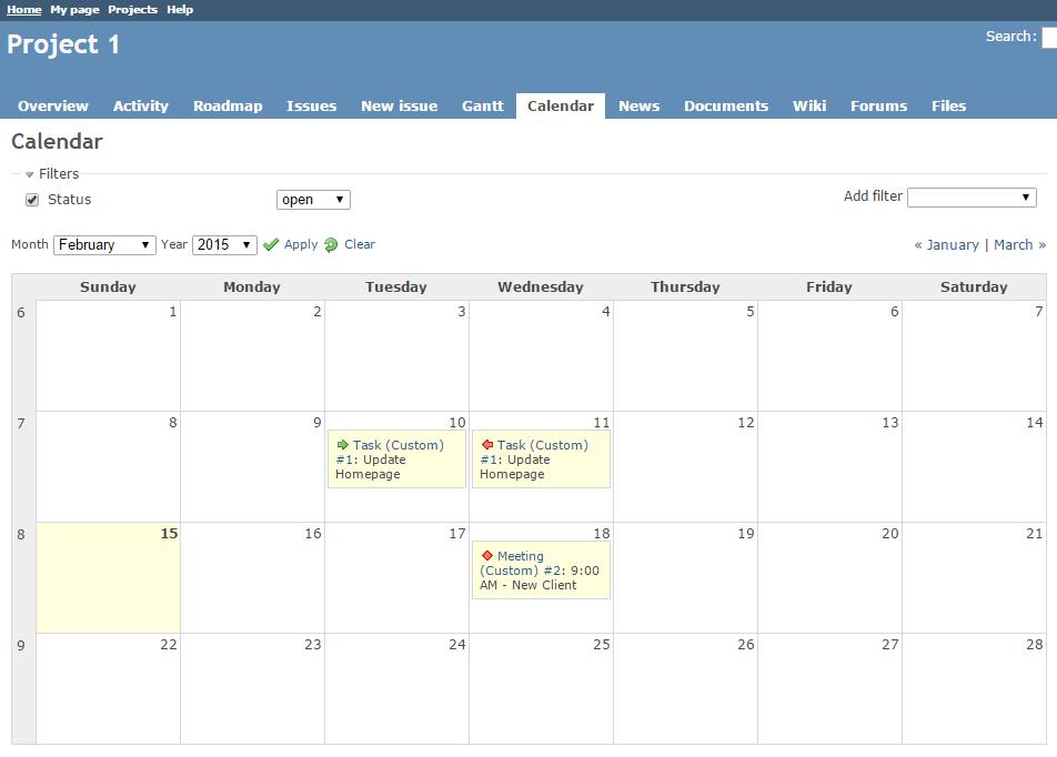 07 - Calendar
