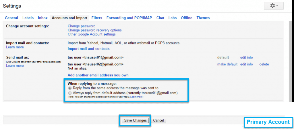 forward multiple emails gmail