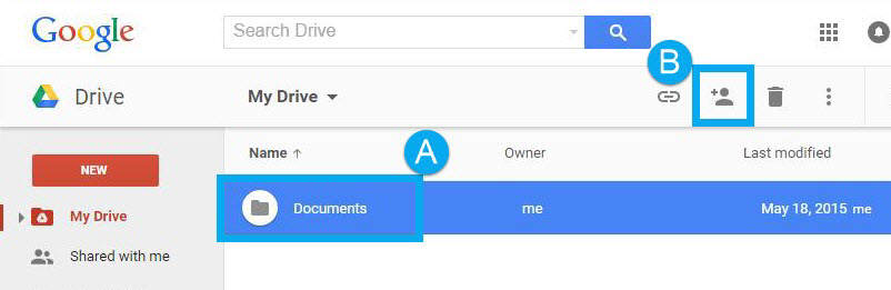 How to Share Google Drive Folders: Folder Permissions