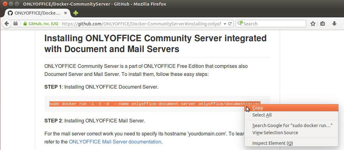 Tutorial: How to Install OnlyOffice on Ubuntu 14 04